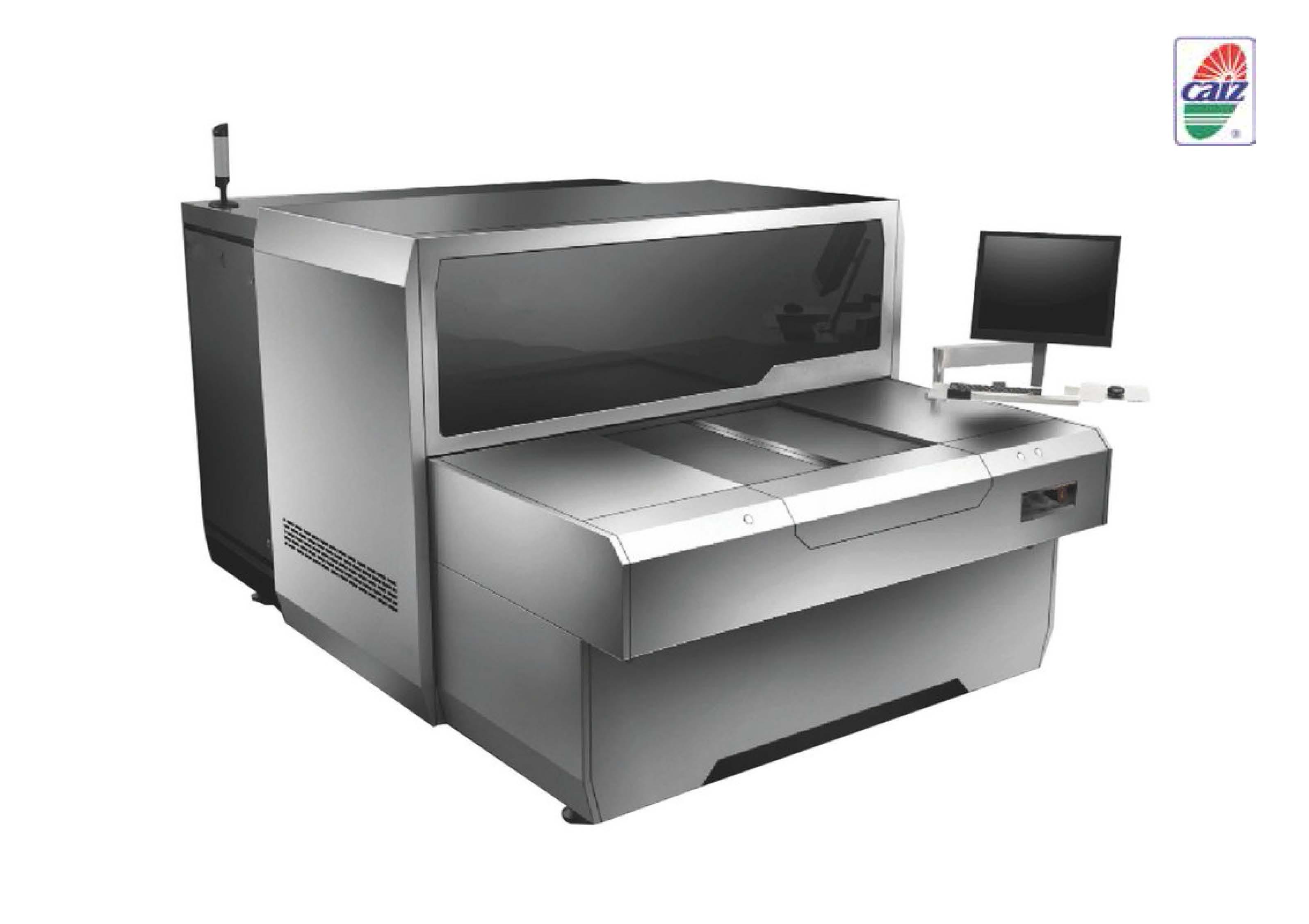 CAIZ-CDI-7S 單台面雷射直接成像系統
