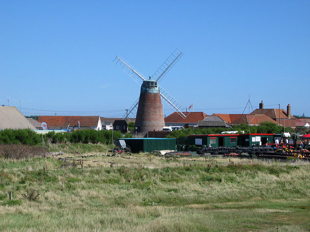 Windmill at Selsey