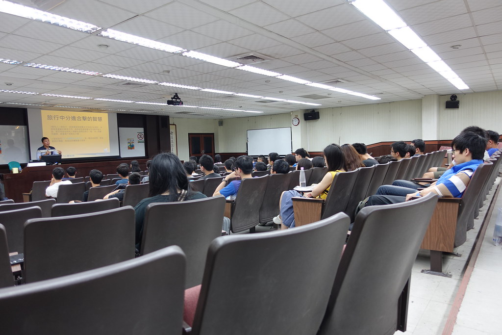 2016.05.06雲林科技大學《赤子之心闖天下》講師