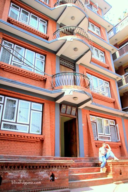Kathmandu Nepal Hotel Ganesh Himal