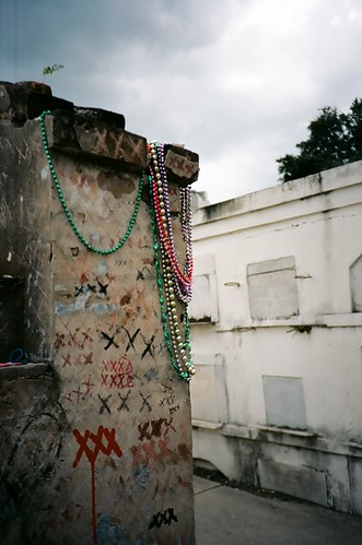 Marie Laveau's tomb (maybe)