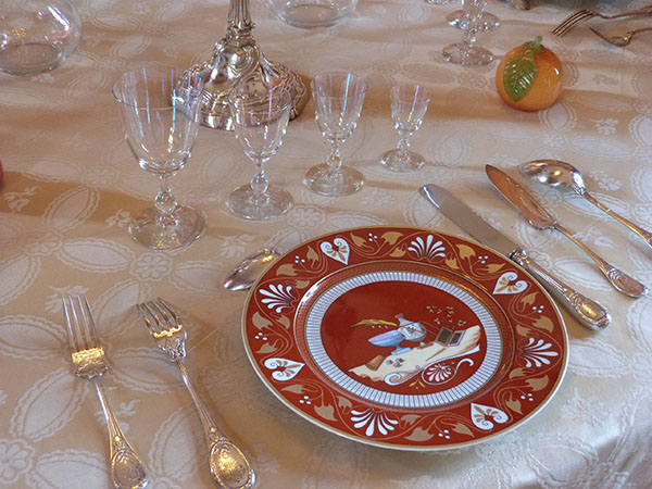 assiettes villandry