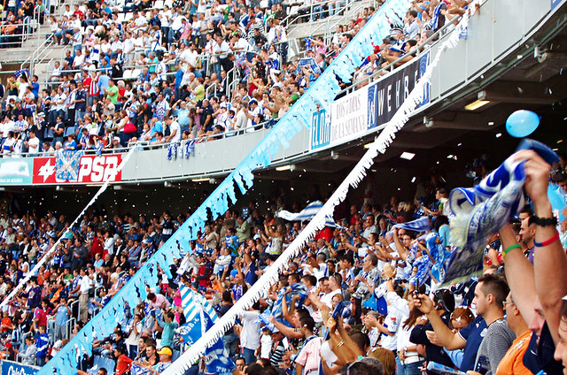 CD Tenerife, football stadium, Santa Cruz de Tenerife