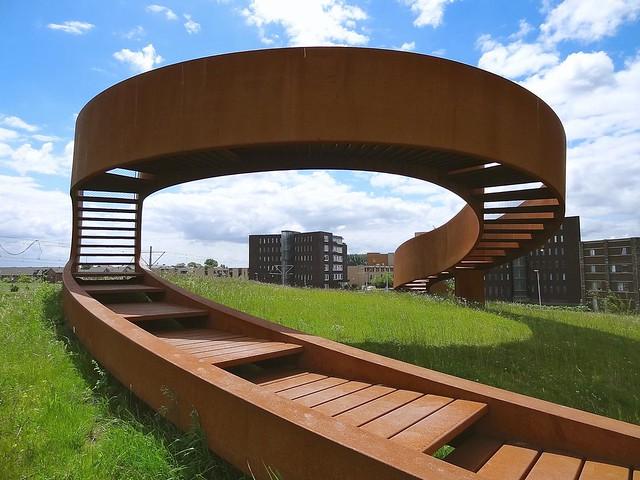 The Elastic Perspective, Barendrecht, The Netherlands
