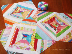 Compass Quilters October