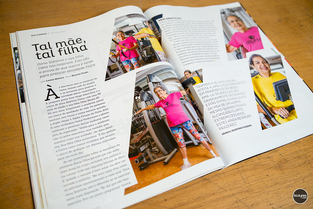 Revista Alpha Fitness #3