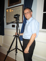 Filming Hedon Town council