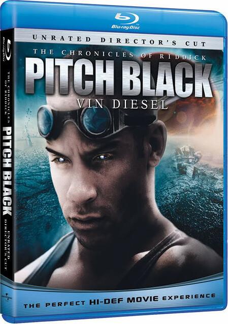 Derin Karanlık - Pitch Black 2000 ( BRRip XviD ) - Türkçe Dublaj - Tek Link