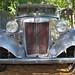 1953 MG TD Silver