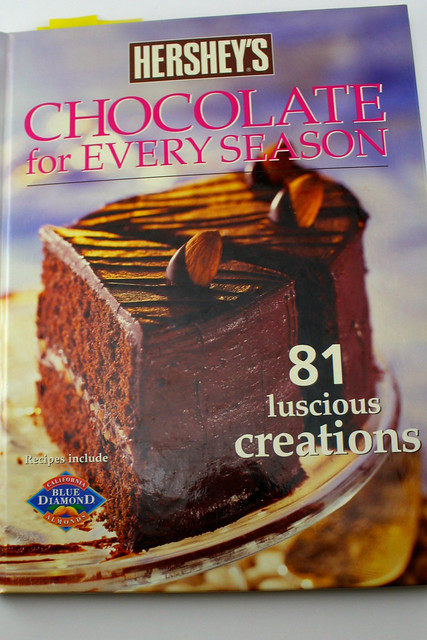 Hershey's Cookbook Chocolate for Every Season