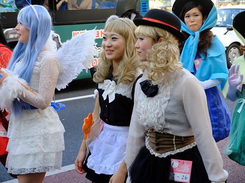 Kawasaki Halloween parade 2014 143