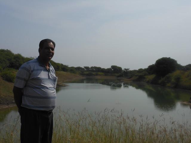 Dewas Visit -Swatantra Mishra Ji- 26 Oct 2014