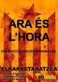 aracartelHondarribi