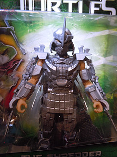 """NINJA TURTLES"" Movie :: SHREDDER ii (( 2014 ))"