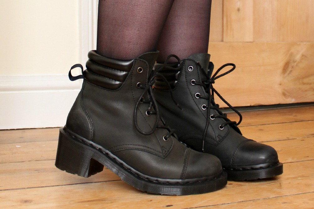 Dr Martens Rugged Collection AW14 Alexandra boots