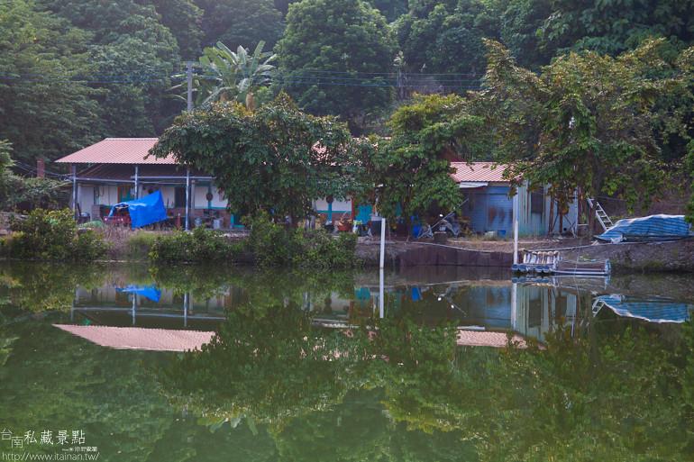 台南私藏景點-南化大貢山連心湖 (8)
