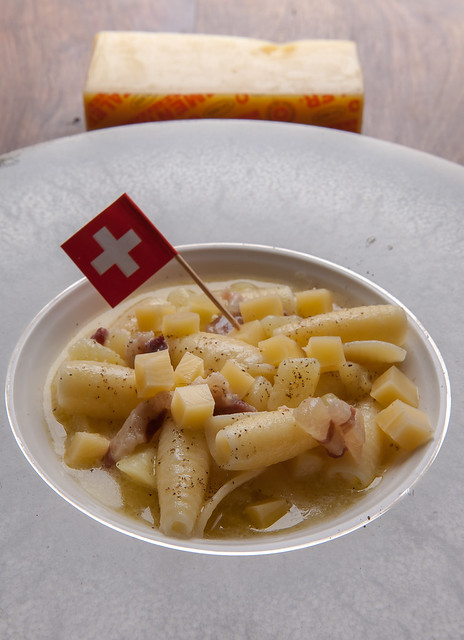 pasta patate emmental