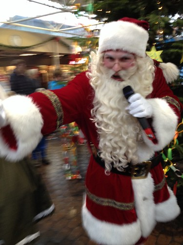 julesjov i Hanstholm