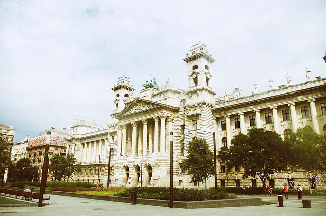 Ministry of Agriculture, Budapest