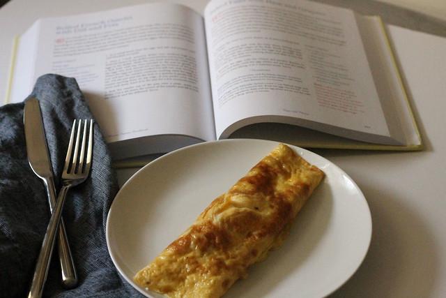 The Bonne Femme omelette