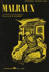 Spectrum Books S-TC-37 - R.W.B. Lewis - Malraux