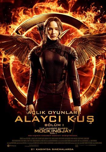 Açlık Oyunları: Alaycı Kuş Bölüm 1 - Hunger Games: Mockingjay Part 1