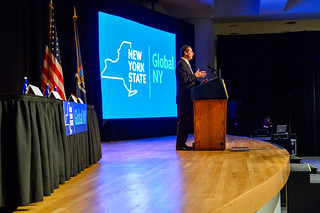 Gov. Cuomo at Global NY Summit