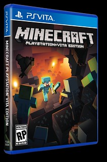 Minecraft PS Vita Edition