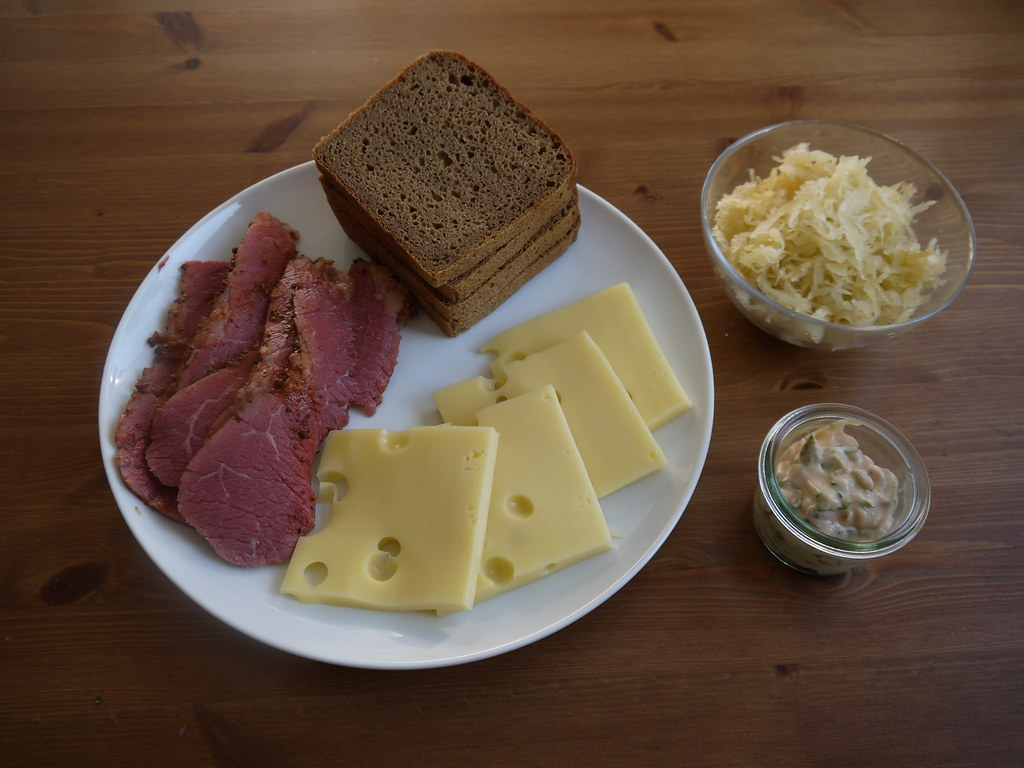 Reuben - Ingredients