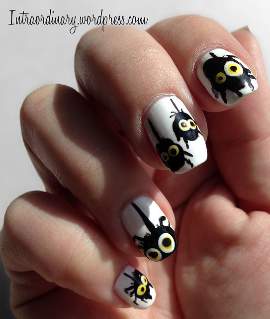 Julep Halloween Nail Art Contest