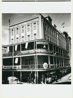Oriental Hotel, Rundle Street, 1964