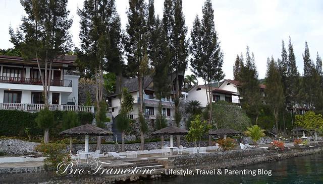 Toledo Inn, Samosir Island, Lake Toba