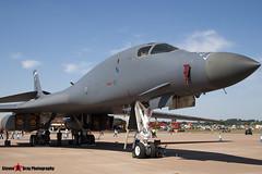 86-0103 - 63 - USAF - Rockwell B-1B Lancer - Fairford RIAT 2006 - Steven Gray - CRW_1879