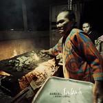 路邊賣烤蛤蠣的婦人@螢火蟲回程路上