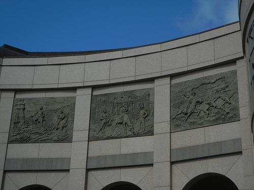 DSCN1038 - Bullock Texas State History Museum, Austin