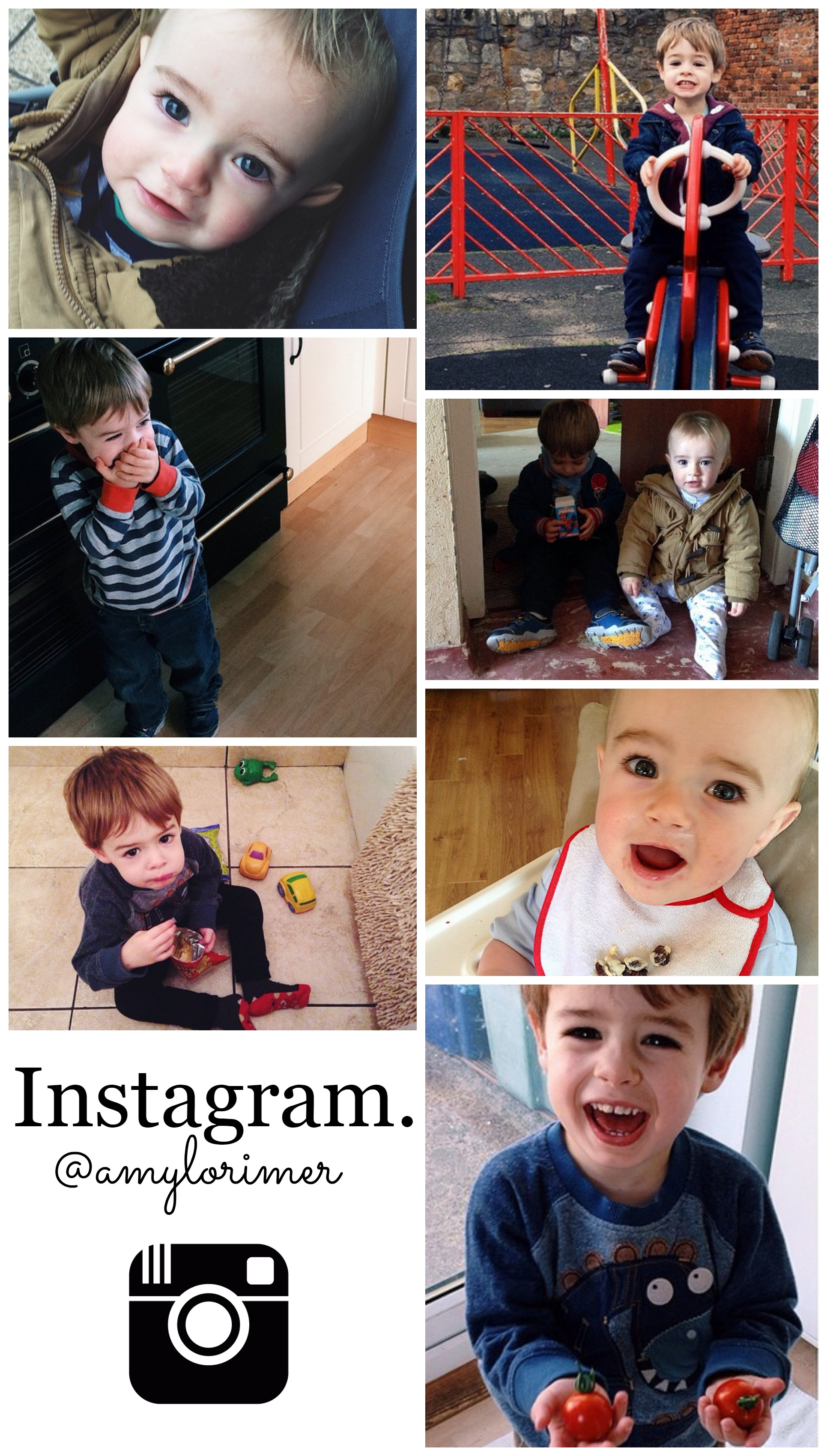 Instagram - @amylorimer