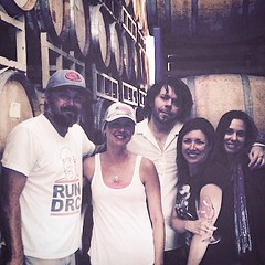 #C&CWINERY Thank you @cpgwineguy for taking the time to show us around. So grateful to you for a wonderful tasting:)