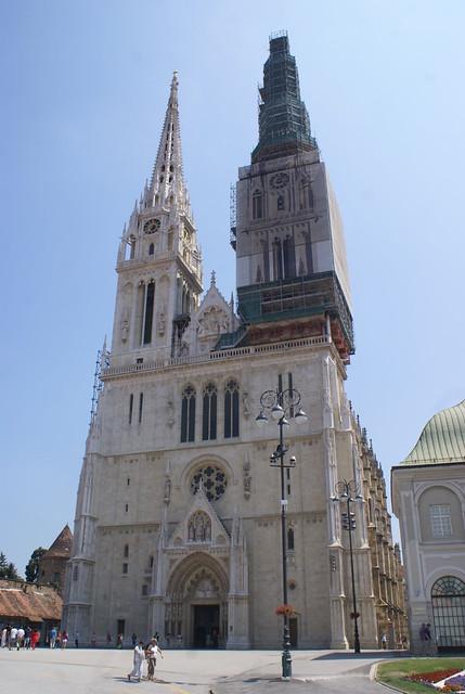 Zagreb - Catedral de la Asunción