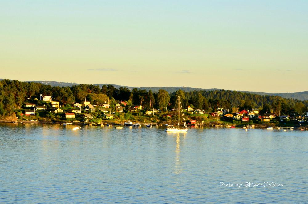 Viaje en Ferry de Oslo a Frederikshavn XX