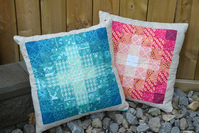 Beautiful pillows by Molli Sparkles