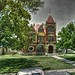 Google Street View - Pan-American Trek - Donley County Courthouse in Clarendon, TX