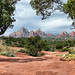 view from Sedona's Schnebly Hill