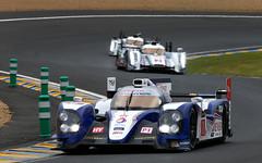 2013 Toyota TS030 Hybrid Le Mans 24 Hours Race