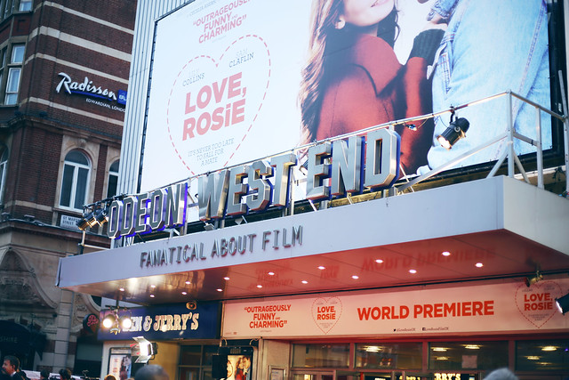 Love Rosie London Premiere