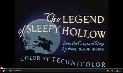 legend of the Sleepy Hollow