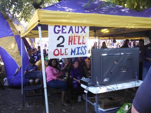 Geaux 2 Hell Ole Miss