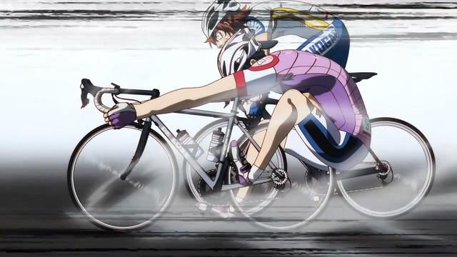 Yowamushi Pedal ep 36 - image 03
