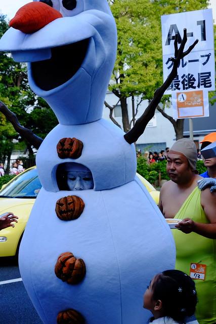 Kawasaki Halloween parade 2014 38