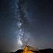 Milky Way in Grand Teton National Park by nicolesy