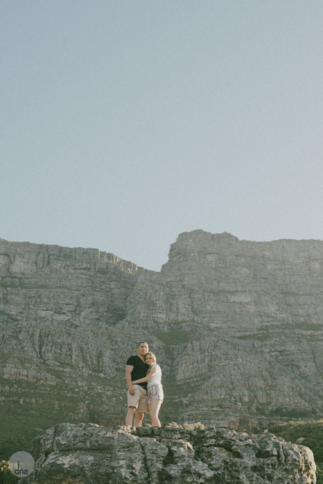 Sam and Mikhail engagement shoot Table Mountain Cape Town South Africa shot by dna photographers 85